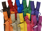 "60"" YKK #4.5 Handbag Or Purse Bulk Zipper With Extra-Long Pull - Made In USA"