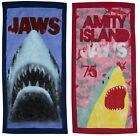 "EXTRA LARGE New Jaws ""Shark"" Beach Bath Towels Boys Girls Children Kids Holiday"