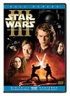 Star Wars, Episode III: Revenge of the Sith [Full Screen Edition] $3.5 USD on eBay