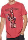 OFFICIAL LICENSED PRODUCT CAPTAIN MORGAN RED L XL ADULT MENS TEE T-SHIRT BNWT