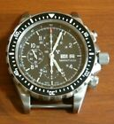 MARATHON CSAR SEARCH AND RESCUE PILOTS CHRONOGRAPH BOX - PAPERS