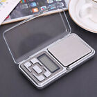 LCD Display Electronic Jewelry Phone Weighing Scale Pocket Balance Weigher Sight