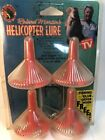 Vintage Roland Martins Hellicopter Lure In The Box