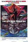 65545 The Spy Who Loved Me Movie Roger Moore Wall Poster Print AU $99.95 AUD on eBay