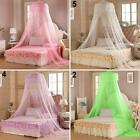 AG_ CO_ Baby Girls Sweet Style Bedding Decor Round Bed Canopy Dome Mosquito Net  image