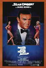 66219 Never Say Never Again Movie ean Connery Wall Poster Print UK £10.95 GBP on eBay