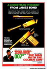 67997 The Man with the Golden Gun Movie Wall Poster Print UK £25.95 GBP on eBay