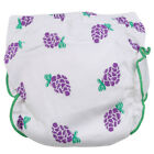 Washable Cloth Diapers Newborn Soft Reusable Nappies Waterproof Pocket Diapers W