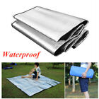 Outdoor Aluminum Film Moisture-Proof Cushion Picnic Mat Camping Mat