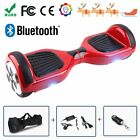 Hoverboard 6,5Zoll Self Balance Scooter SamsungAkku Smart Bluetooth CE+LED AUSDE