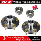 PAIR FRONT WHEEL HUB & BEARING FOR DOGDE NEON PT-CRUISER NEW FASTSHIP
