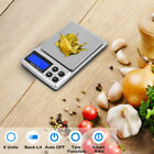 Digital Scale 1000g x 0.1g Pocket Electronic Kitchen Scale with 6 Units Tare