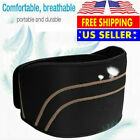 Copper Fit Back Brace Compression Adjustable Lower Lumbar Support Sweat Belt