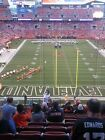 Section 347 Detroit Lions At Vs Cleveland Browns August 29 2019 2 tickets