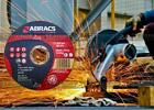 Abracs 115 x 1mm Slitting Cutting Disc Stainless Steel Extra Thin Angle Grinder