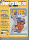 ALLAN KAYES SPORTS CARDS NEWS & PRICE GUIDES NUMBER 8 JULY 1992 KEN GRIFFEY JR