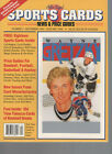 ALLAN KAYE'S SPORTS CARDS NEWS & PRICE GUIDES NUMBER 2 DEC 1991 WAYNE GRETZKY