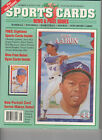 ALLAN KAYE'S SPORTS CARDS NEWS & PRICE GUIDES NUMBER 9 AUGUST 1992 HANK AARON