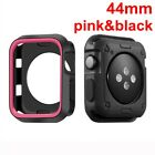 Cover Bumper Frame Protective iWatch Protector For Apple Watch Series 4 3 2 1