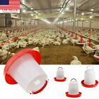Kyпить US 1.5/2.5/4L Drinker Feeder Chicken/Poultry/Duck/Hen Food And Water Accesories на еВаy.соm