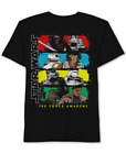 Star Wars Boys' 8-20 Paint Stripes The Force Awakens T-Shirt $10.39 USD on eBay