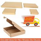 Postage Box PIP Large Letter Royal Mail Cardboard Box Shipping Postal Mailing