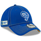 2019 Los Angeles Rams LA New Era 39THIRTY NFL Sideline Road On Field Cap Hat $22.09 USD on eBay