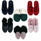 Victoria's Secret Slippers Slides House Shoes Lounge Sleepwear Footwear New Vs