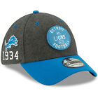 2019 Detroit Lions New Era 39THIRTY NFL Sideline Home On Field Cap Hat 1930s on eBay