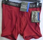 Jockey Sport Mens Cotton Performance Boxer Briefs  Rare Colors  Size S or Med