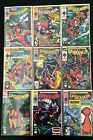 SPIDER-MAN VOL.1 1990 SERIES COMICS LOT OF 26 HIGH GRADE! NM-MT INDIVIDUAL PICKS image