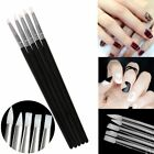 DIY Polymer Modelling Silicone Pen Nail Art Clay Shaper Sculpting Pottery Tool image