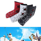Spider Golf Putter Cover Blade Golf Headcover Putter Club Head Cover Access 2Y