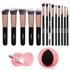 16 pcs Kabuki Make up Brushes Set Eye shadow Blusher Face Powder...