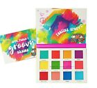 Italia Deluxe groovy shades Eyeshadow Palette *AUTHENTIC* NEW, Ship from US