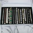 14+ Pc Group Sterling Silver Bracelet Wholesale Lot NO RESERVE! 402.4g #B446