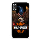 HARLEY DAVIDSON USA iPhone 6/6S 7 8 Plus X/XS Max XR 11 Pro Case Cover $15.9 USD on eBay