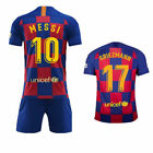 2019/20 Football Outfits Soccer Kids Adults Club Jersey Strip Training Kits+Sock