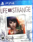 Life Is Strange~(Sony PlayStation 4, 2016)~PS4~MINT / LIKE NEW~SEALED~MATURE 17+