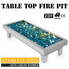 Fire Pit Pan and Burner 8 Types Table-Top Burner Bonfire Outdoor Heating