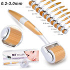 Titanium Derma Roller Micro-Needle Beauty Wrinkles Scars Acne 192 Needles $4.99 USD on eBay