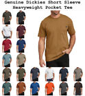 DICKIES MENS LARGE HEAVYWEIGHT POCKET TEE CREW NECK SHORT SLEEVE WS450 L