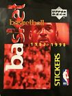 1997-98 Upper Deck NBA Basketball Stickers / COMPLETE YOUR SET / YOU PICK on eBay