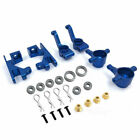 For Traxxas Stampede Slash 4X4 Rally VXL 1 10 RC Car Steering Blocks Caster Axle