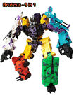 Transformers Defensor Bruticus Superion Complete Combiner Wars Figure Toys 5in1 For Sale