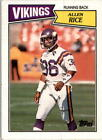 1987 Topps Football Set Break (Cards 201-396) (Pick Your Players) $0.99 USD on eBay