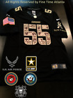 NEW Junior Seau Chargers Men's Black 2015 Salute to Service Skull Camo Jersey $89.88 USD on eBay