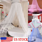 Round Dome Lace Curtain Insect Bed  Netting Princess Mosquito Net Princess JR15 image