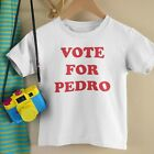 VOTE FOR PEDRO on Infant  Toddler Cotton T-Shirt