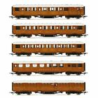 "HORNBY Gresley LNER Coaches 61' 6"" - Era 3 Choice of coaches"